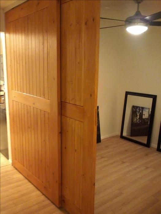 Interior Sliding Barn Doors With Overhead Track Saanich