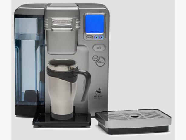 Cuisinart SS 700 Coffee maker K-cup and small filter Victoria City, Victoria - MOBILE