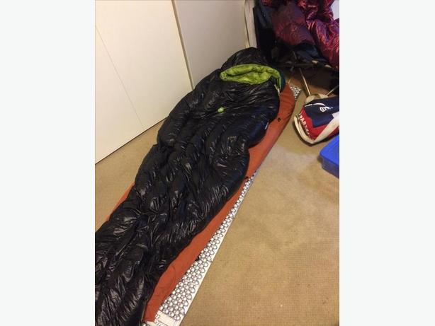 Marmot Plasma 30 Long Sleeping Bag Saanich, Victoria