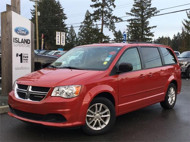 2013 dodge grand caravan sxt dvd stow n go outside nanaimo nanaimo. Black Bedroom Furniture Sets. Home Design Ideas