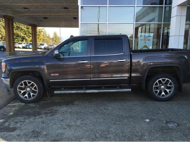 2014 gmc sierra 1500 crew sle all terrain outside victoria victoria. Black Bedroom Furniture Sets. Home Design Ideas