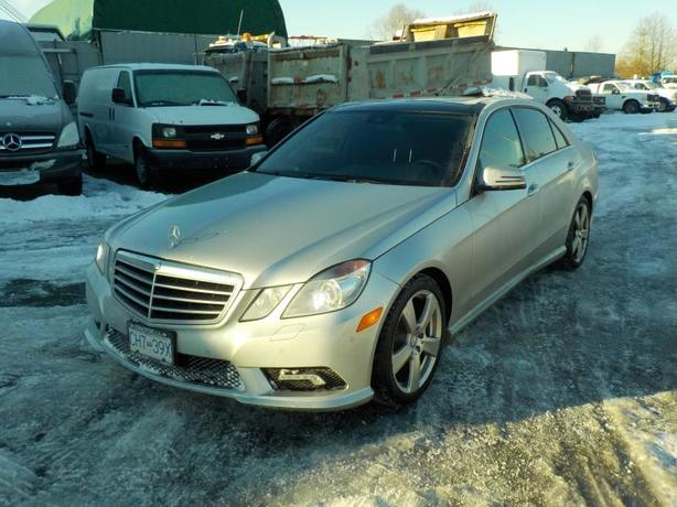 2011 mercedes benz e class e350 sedan 4matic outside victoria victoria. Black Bedroom Furniture Sets. Home Design Ideas
