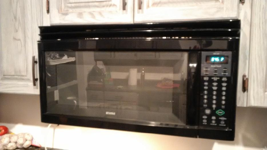 Over the range microwave east regina regina mobile - Red over the range microwave ...