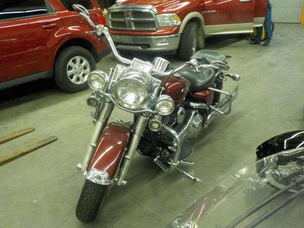 2000 Harley-Davidson Flhrci Road King Motorcycle