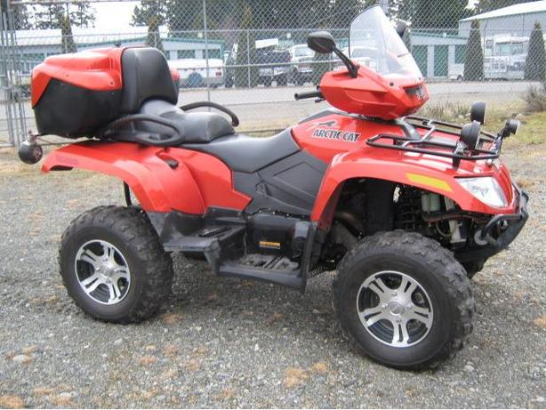 2009 ARCTIC CAT 1000