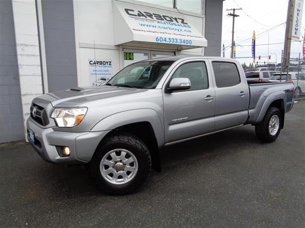 2015 toyota tacoma trd sport premium double cab nav leather outside victoria victoria. Black Bedroom Furniture Sets. Home Design Ideas