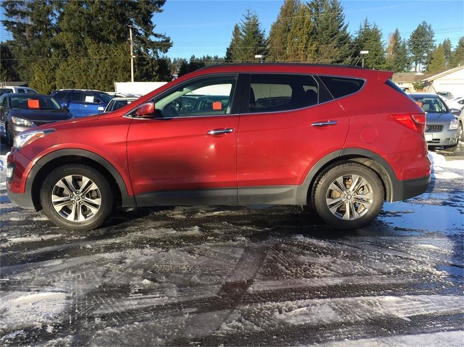 2014 Hyundai Santa Fe Sport 2 4 Premium Outside Victoria