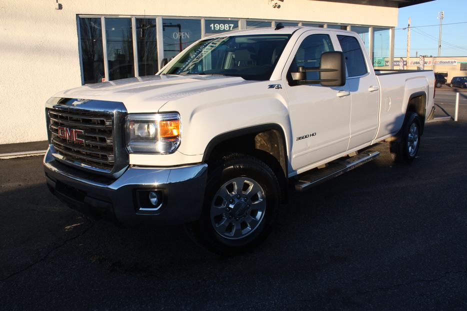 2015 gmc sierra 3500 sle w z71 ext cab long box 4wd. Black Bedroom Furniture Sets. Home Design Ideas