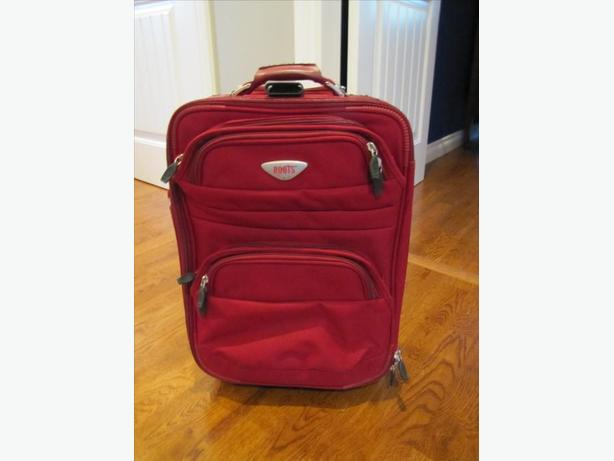 Each suitcase available for $25