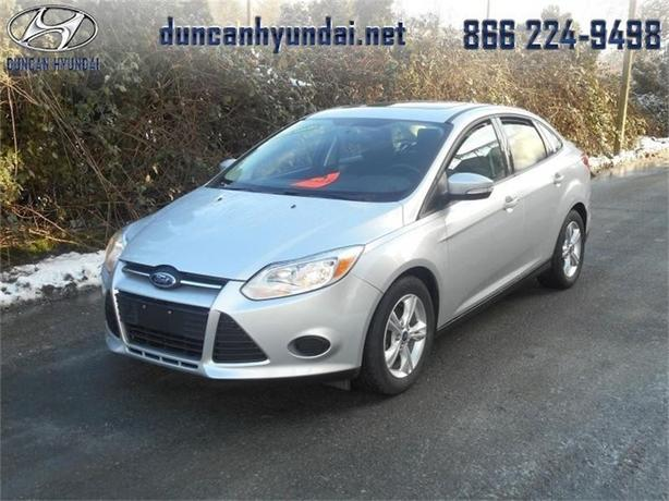 2013 Ford Focus SE  - Trade-in - non-Smoker - Low Mileage