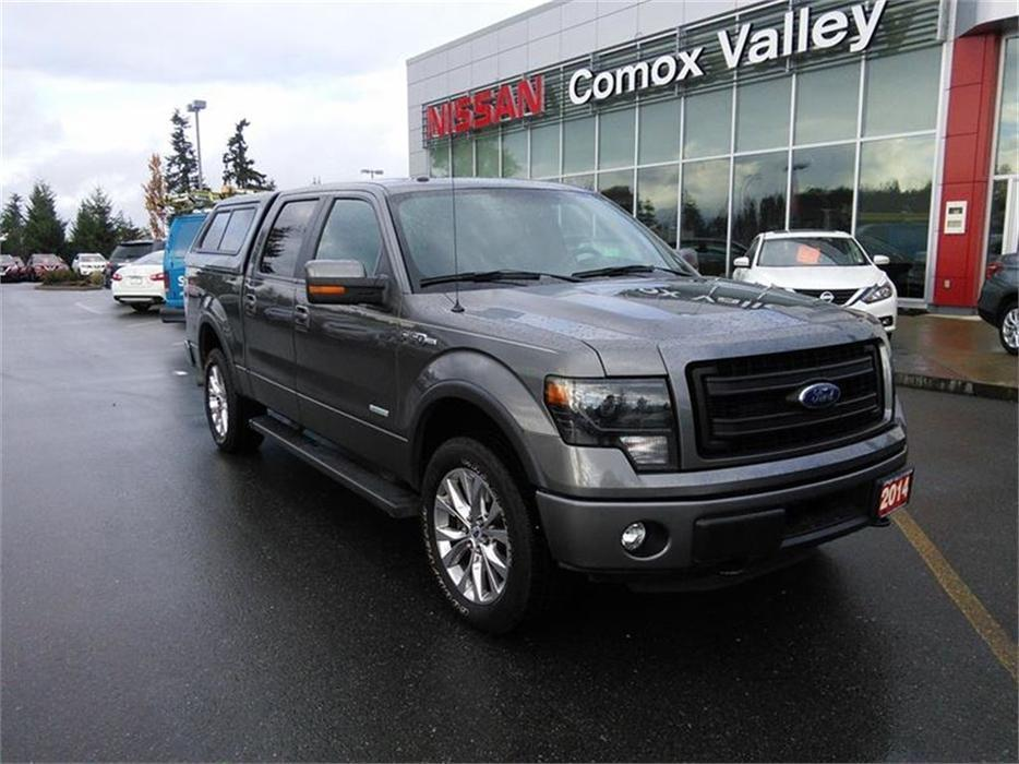 2014 ford f 150 lariat 4x4 outside cowichan valley cowichan. Black Bedroom Furniture Sets. Home Design Ideas