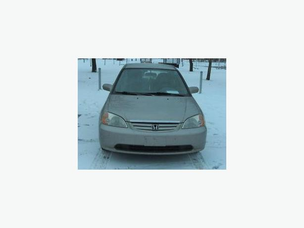 Honda Civic LX-AUTO-A/C-CD PLAYER-NEW & BRAKES- E TESTED