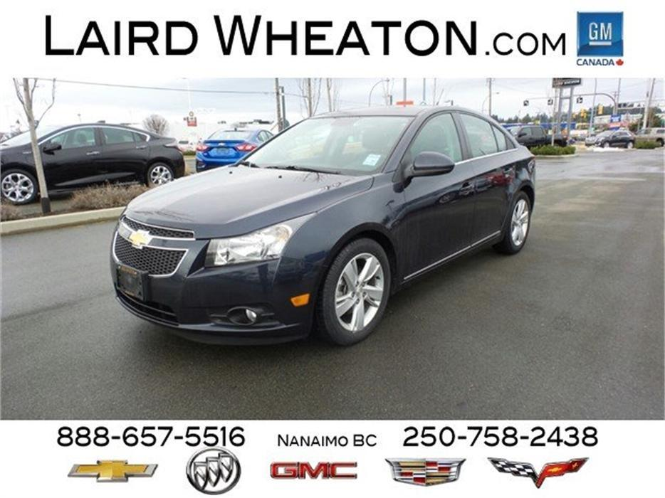2014 chevrolet cruze diesel w enhanced safety package and sunroof outside victoria victoria. Black Bedroom Furniture Sets. Home Design Ideas