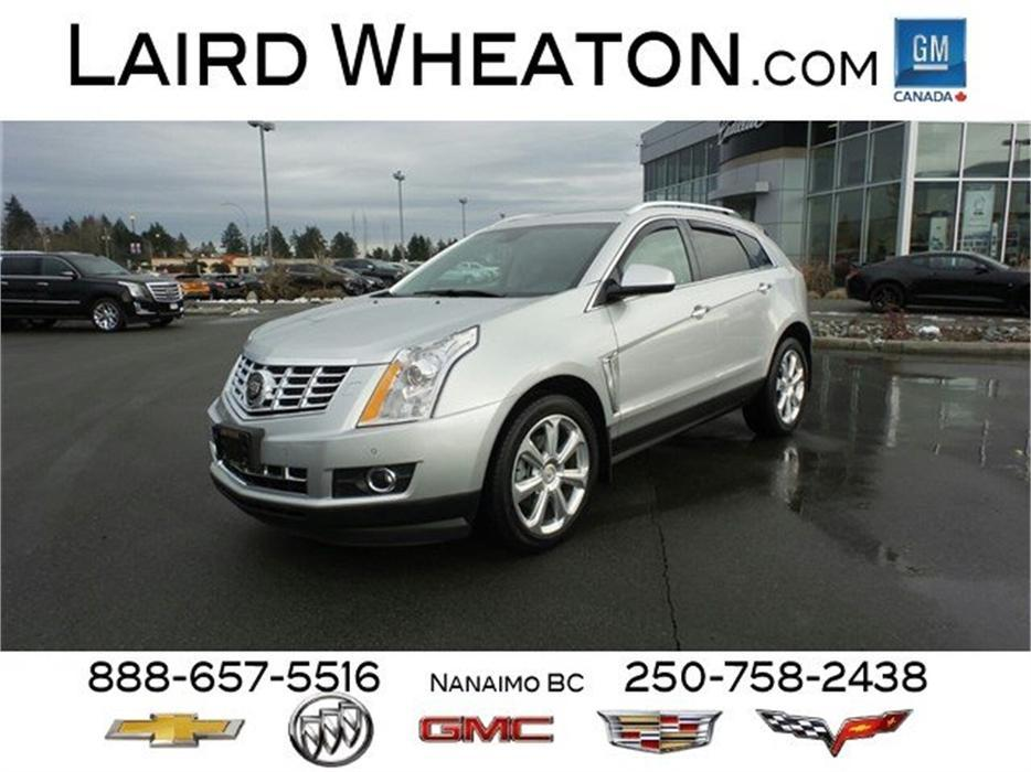 2014 Cadillac Srx Performance Awd W Driver Assist Package