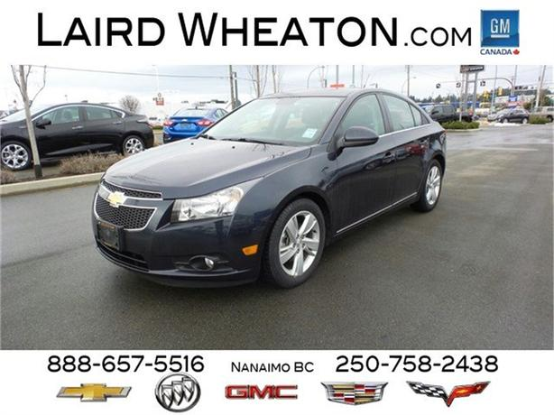 2014 Chevrolet Cruze Diesel w/ Enhanced Safety Package and Sunroof