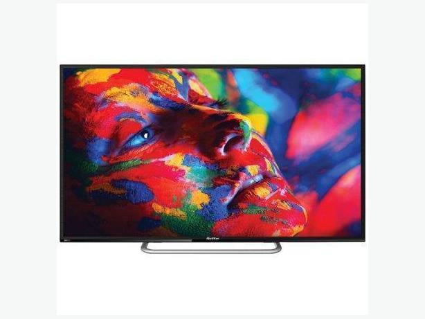 "QUASAR SQ5003 50"" LED 1080p HDTV. 50"" BNIB, remote, excellent"
