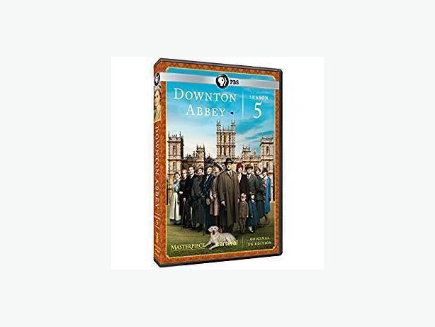 Downton Abbey Series Five(PAL Format)
