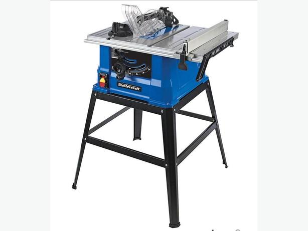 Brand New Mastercraft 15a Table Saw With Stand 10 In Prince County Pei