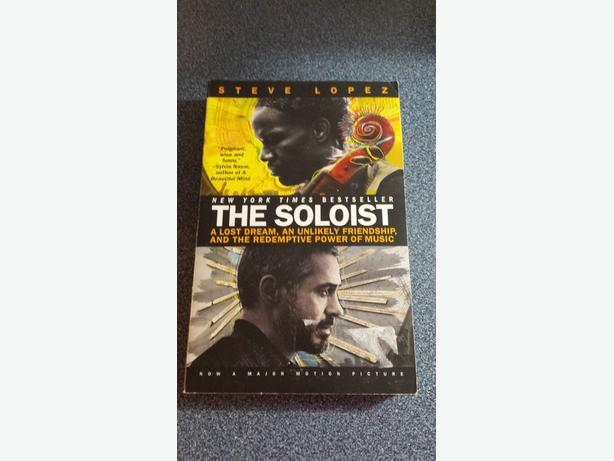 the soloist by steve lopez Steve lopez is a los angeles times columnist his story of befriending of  homeless schizophrenic man is the basis of the film the soloist find more  steve.