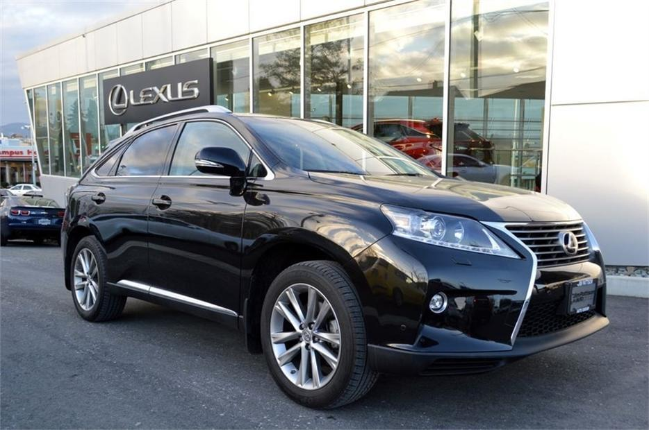 2015 Lexus Rx 350 Touring Package No Accidents Local B C