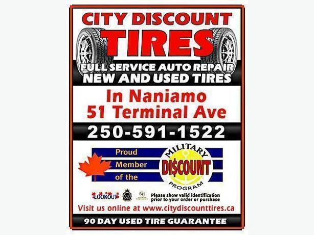 "New: 235/75R15"" All Weather Radial Tires"