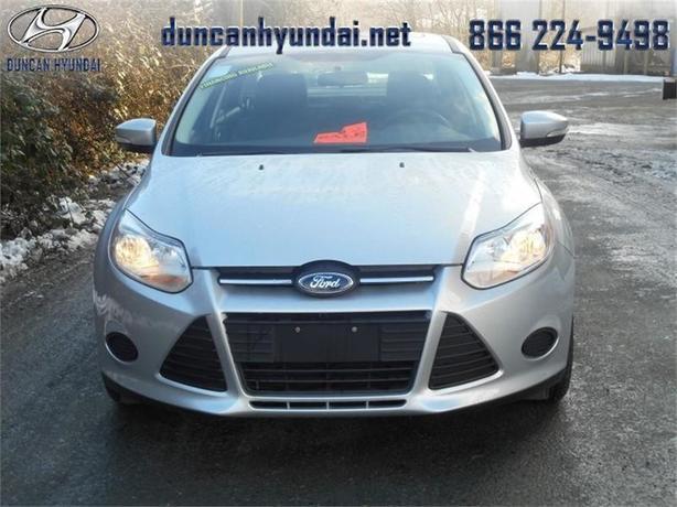 2013 Ford Focus SE  - Trade-in - non-Smoker - Low Mileage
