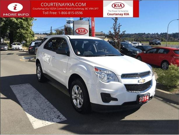 2014 Chevrolet Equinox LS AWD*Inauguration weekend sale*