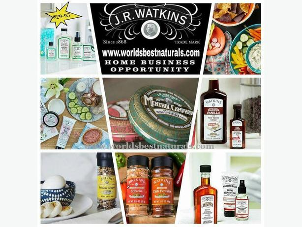 JR Watkins Home Business Opportunity