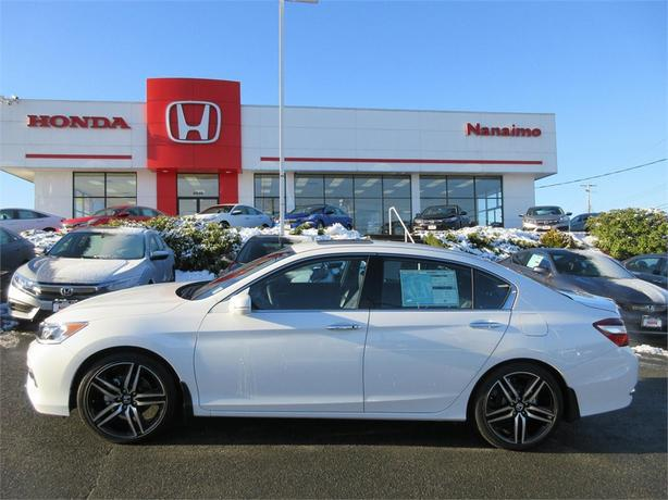 2016 Honda Accord Sedan EX-L AS NEW