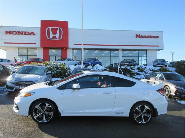 2015 Honda Civic Coupe Si Low Km's