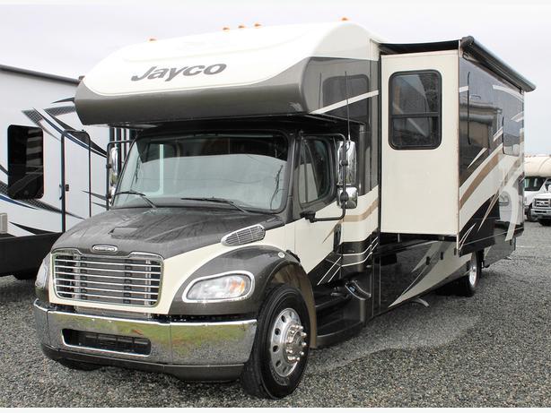 2015 Jayco Seneca 36FK Class C