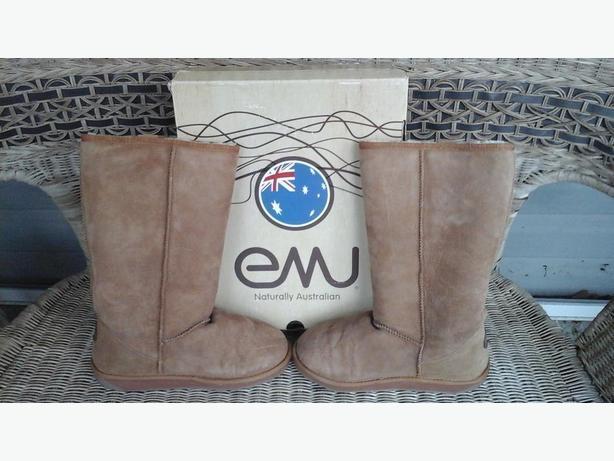 Emu Stinger Hi boot