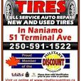 Odds N Sods new tire Blow Out Sale