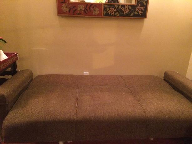 Vintage convertible sofa bed victoria city victoria for Sofa bed victoria bc