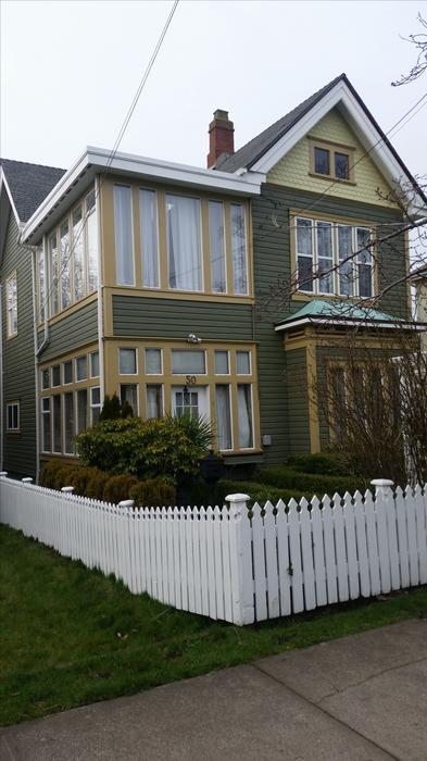 Painting exterior interior 3yr warranty free estimates duncan cowichan - Exterior paint warranty property ...