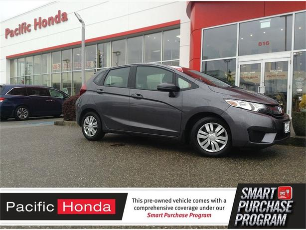 2015 honda fit lx like new beautiful certified automatic for Certified used honda fit