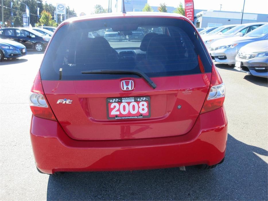 2008 Honda Fit Dx Outside Victoria Victoria