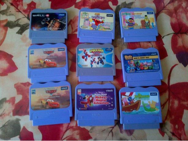 vtech learning game cartriges