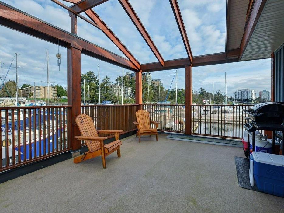 Fully Furnished Inclusive Suite Monthly Esquimalt View