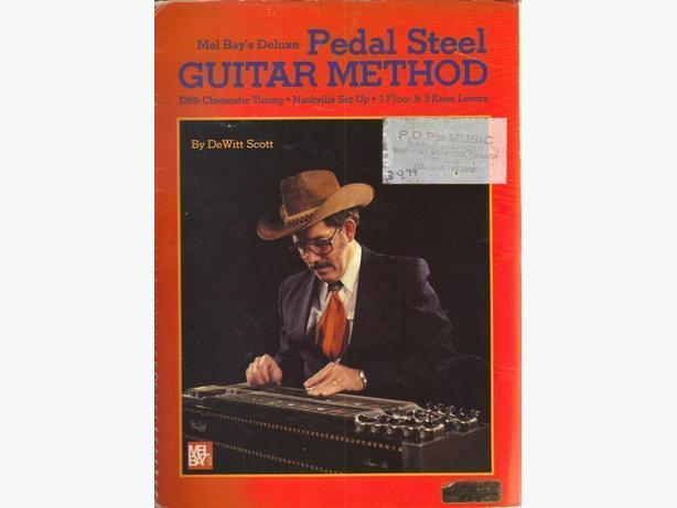 HOW TO PLAY PEDAL STEEL