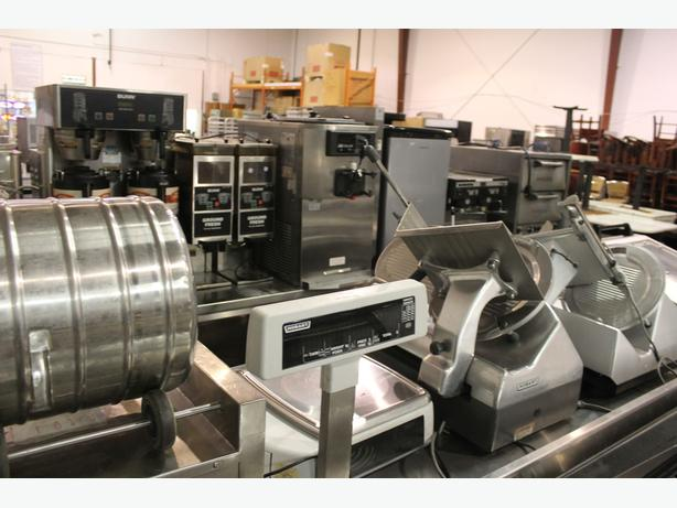 Countertop Ice Maker Edmonton : ... Meat Equipment and Mixers Auction Outside Edmonton Area, Edmonton