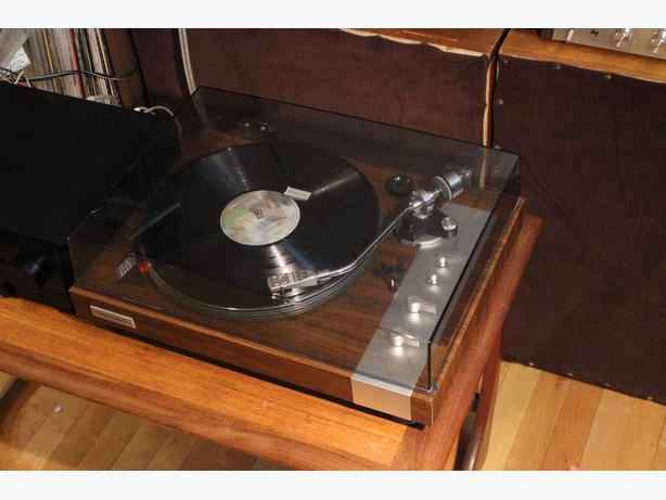 Realistic rd 8100 direct drive turntable central ottawa for Direct drive turntable motor