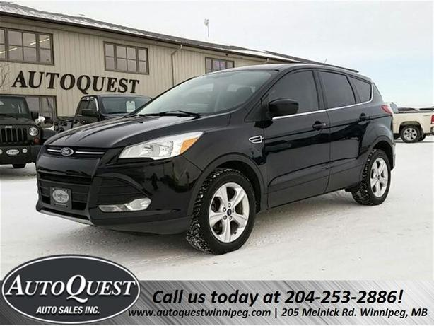 2013 Ford Escape SE ECO BOOST - HEATED SEATS & Ford SYNC STEREO!