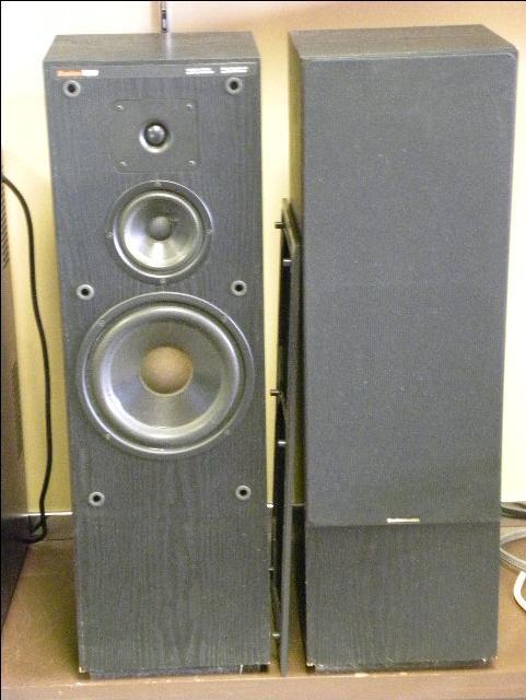 Boston acoustics floor standing speakers victoria city for 12 inch floor standing speakers