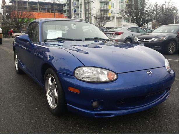 1999 Mazda Miata 10th Anniversary Edition
