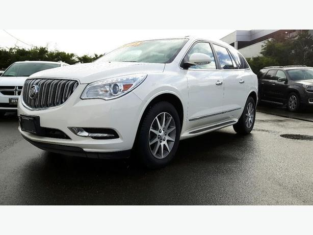 used 2015 buick enclave leather awd for sale in parksville parksville nanaimo. Black Bedroom Furniture Sets. Home Design Ideas