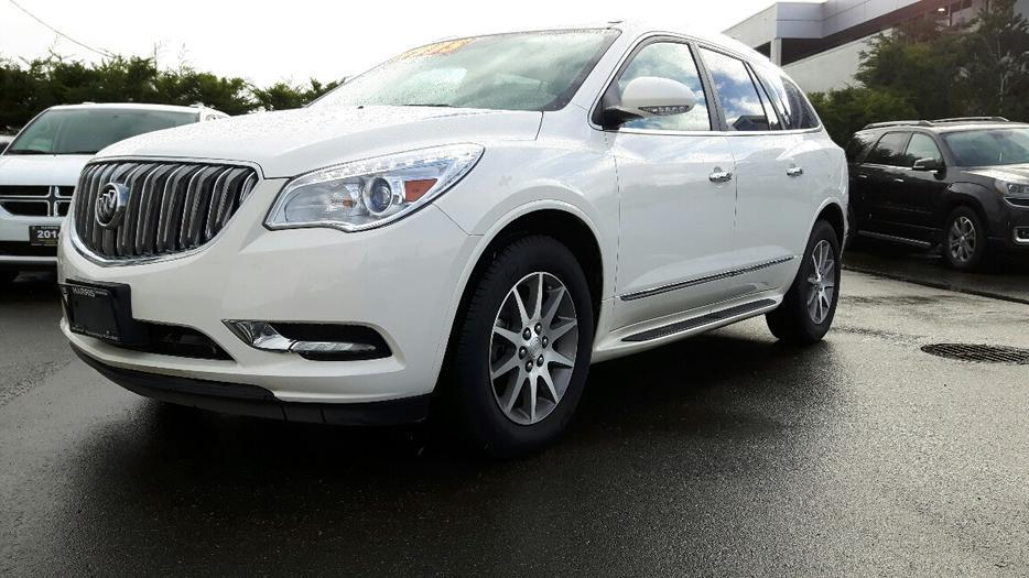 Moncton Buick Enclave >> USED 2015 BUICK ENCLAVE LEATHER AWD FOR SALE IN PARKSVILLE Outside Comox Valley, Courtenay Comox