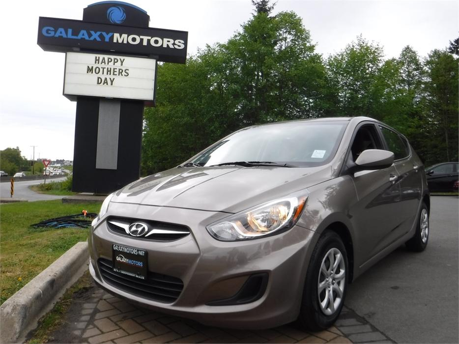 2013 Hyundai Accent Gls Heated Front Seats Cruise