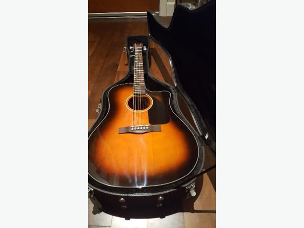 new fender acoustic electric hybrid guitar bundle west shore langford colwood metchosin. Black Bedroom Furniture Sets. Home Design Ideas