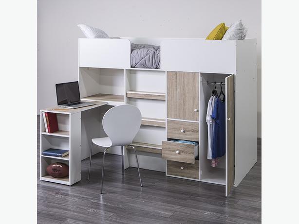 oulu loft bed brand new in box un opened saanich victoria. Black Bedroom Furniture Sets. Home Design Ideas